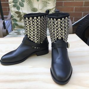 Rebecca Minkoff - Saida Moto boots